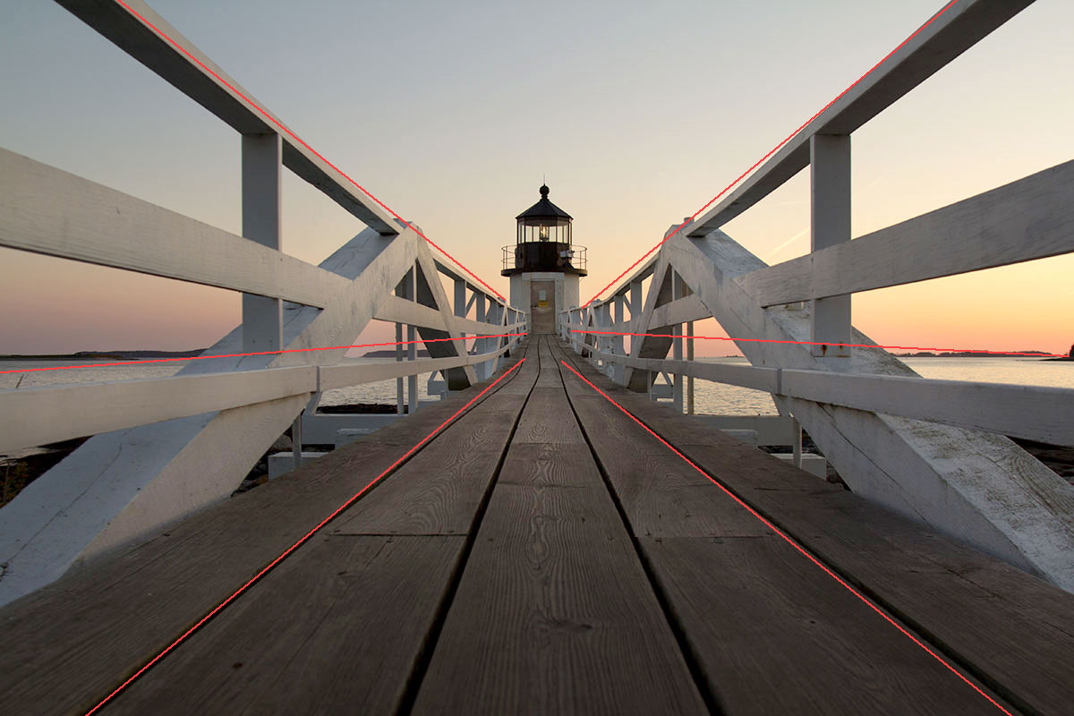 """Assignment Five: """"Leading Lines"""" 