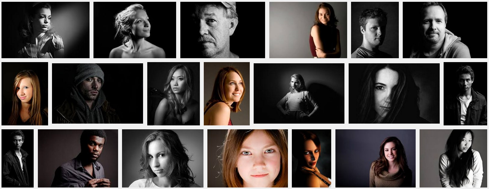 Assignment Eight One Light Portrait Project 52 August 2014 2015 Group Avedon Lighting Diagram Portraits Blankwalls